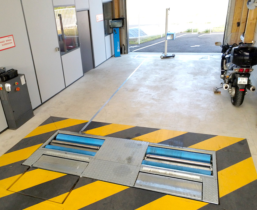 automated brake testers Capelec