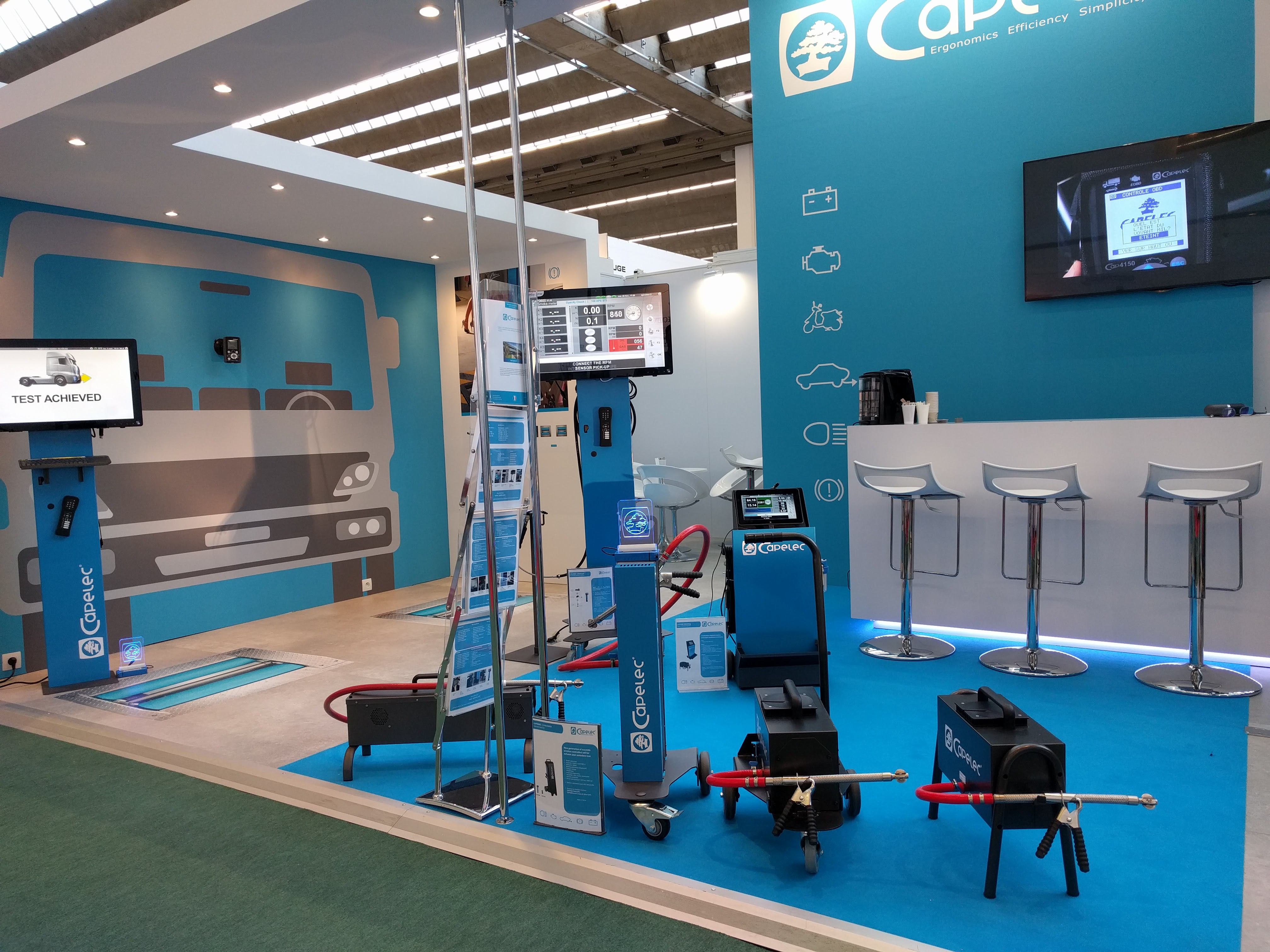 CAPELEC Automechanika 2016