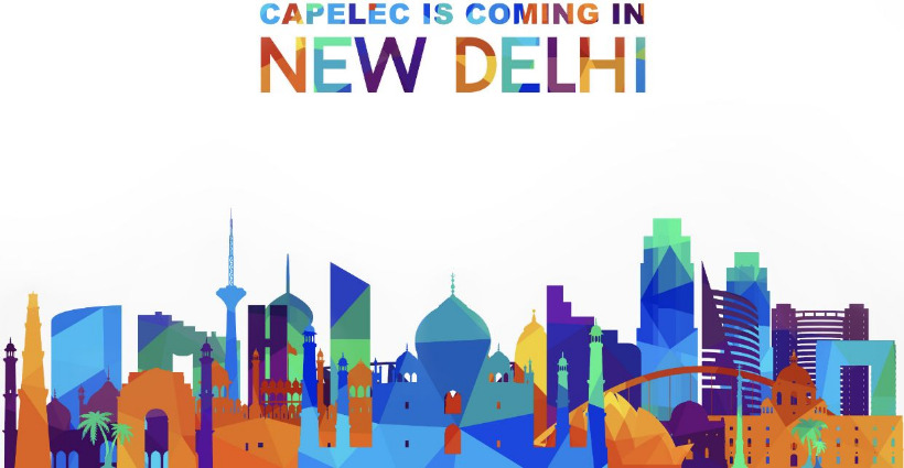 Capelec open a subsidiary in New Delhi