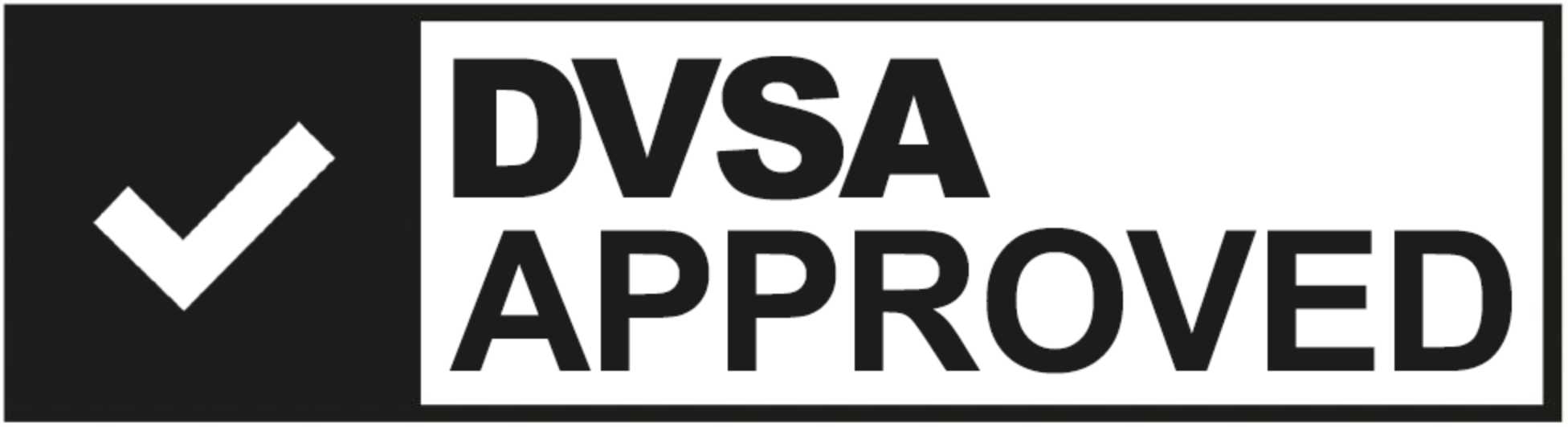 DVSA approved