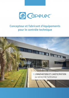 Capelec - Innovation & anticipation